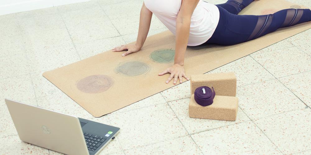 Yoga en tu casa