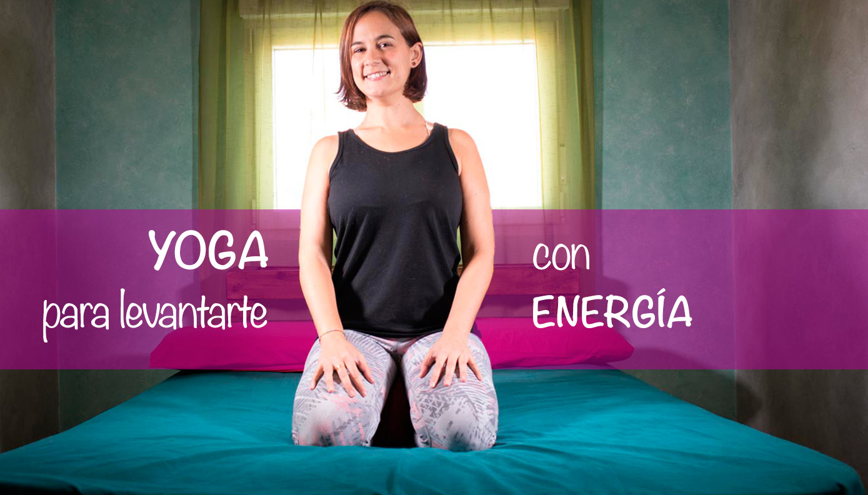 Yoga despertar energia