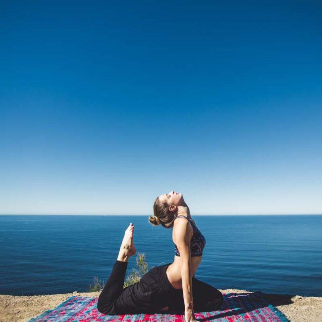 Beneficios del Yoga - Mejora de la flexibilidad
