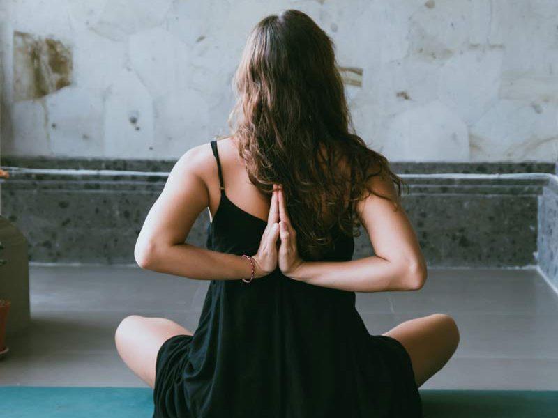 Beneficios del Yoga - Reduccion del estres