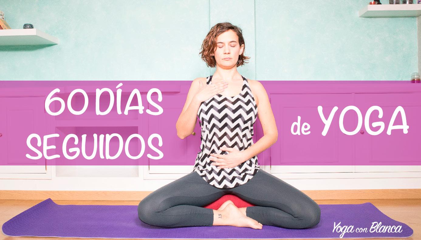 Portada 60 días de yoga