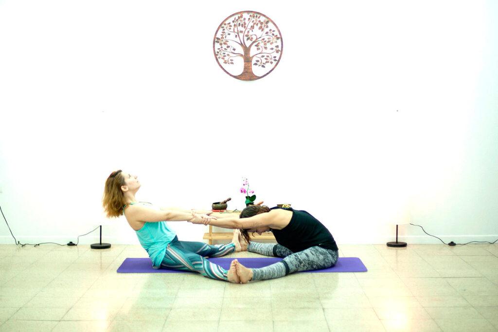 Asana de Flexion-Extension de espalda
