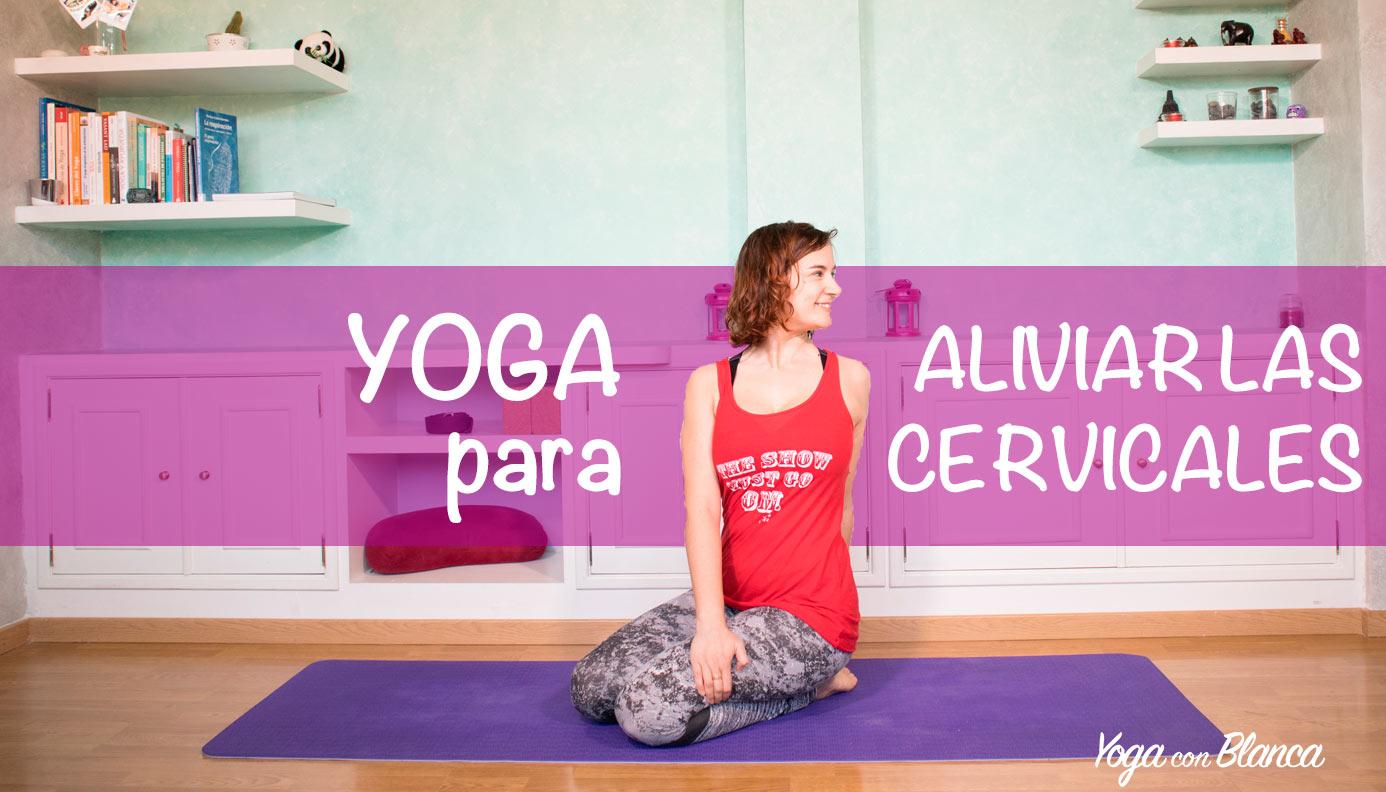 Portada yoga para cervicales