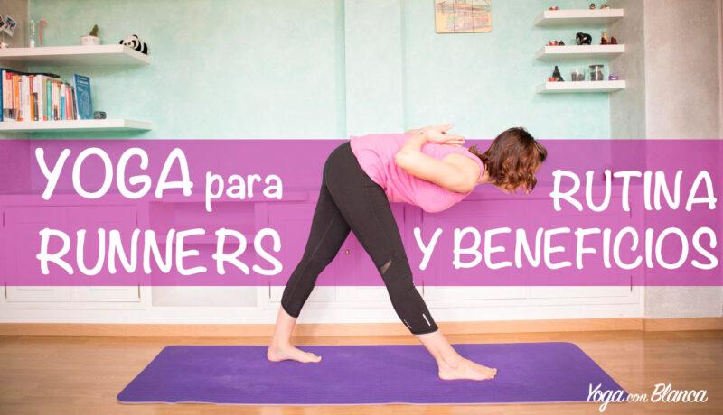 Portada Yoga para Runners