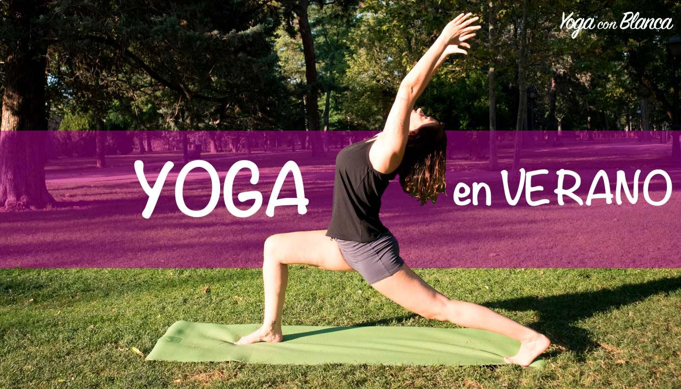 Portada yoga verano