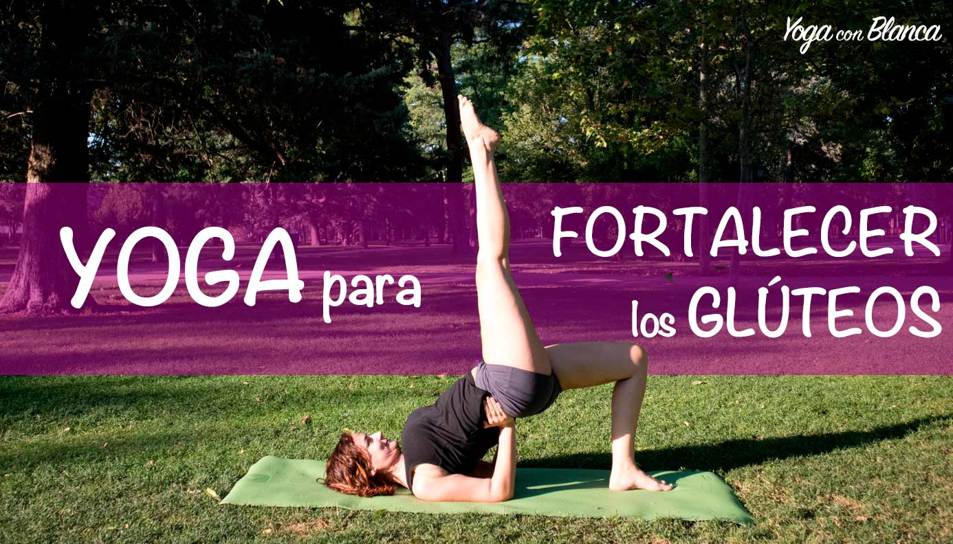 Portada Yoga glúteos